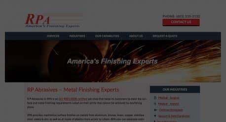 RPA Website
